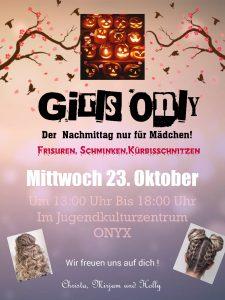 Boys & Girls Only
